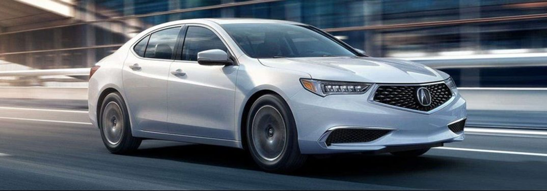 2019 Acura TLX Exterior Color Options