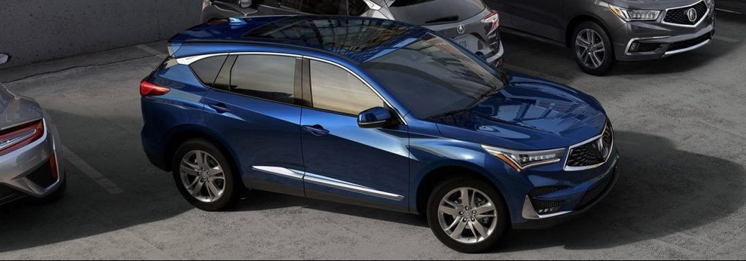 2019 Acura RDX Engine Size and Specifications