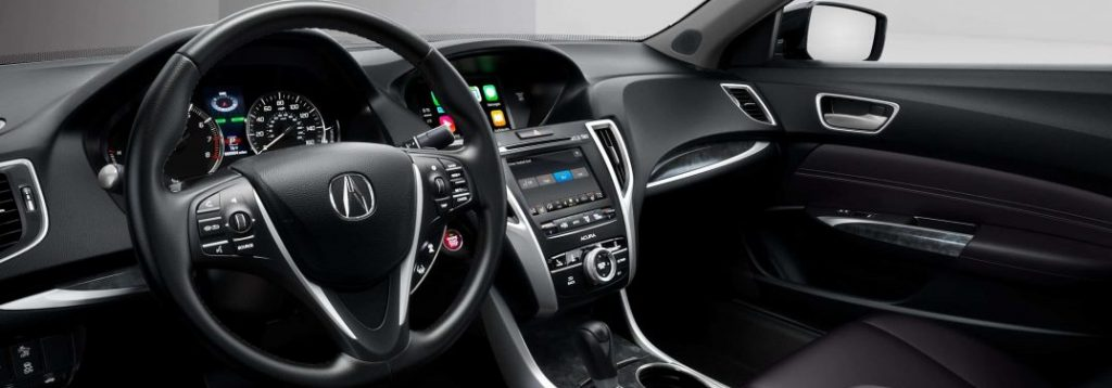 2017 Acura Rdx Advance Package >> How to use the Ambient Accent Lighting in the Acura TLX - Radley Acura