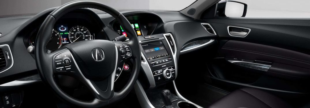 How to use the Ambient Accent Lighting in the Acura TLX
