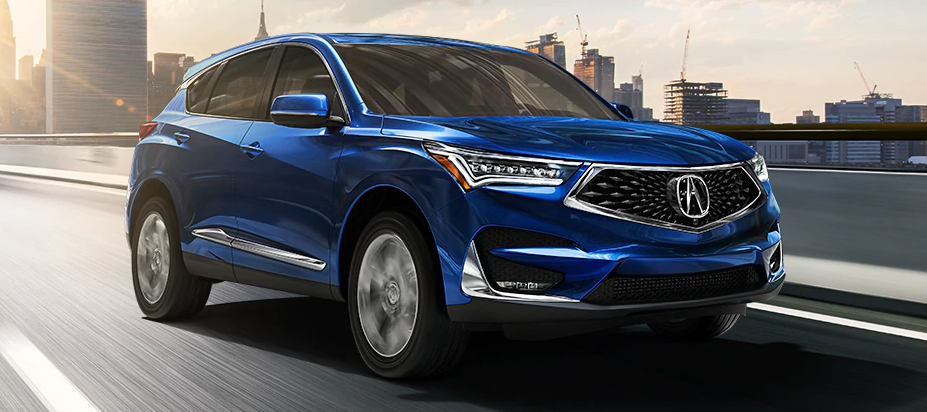 2019 New Acura Rdx Fwd W Technology Pkg At Penske Automall Az Iid