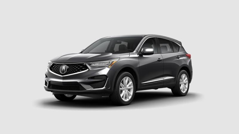 2020 Acura RDX Color Options