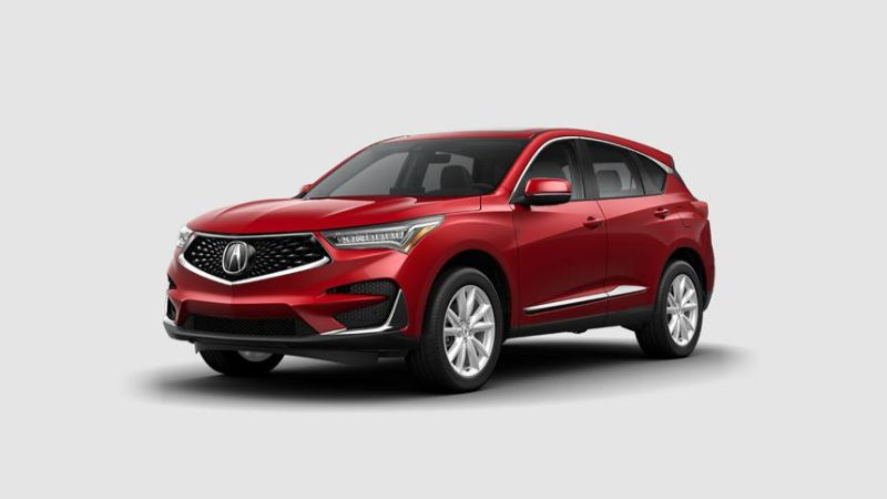 2020 Acura RDX Performance Red Pearl