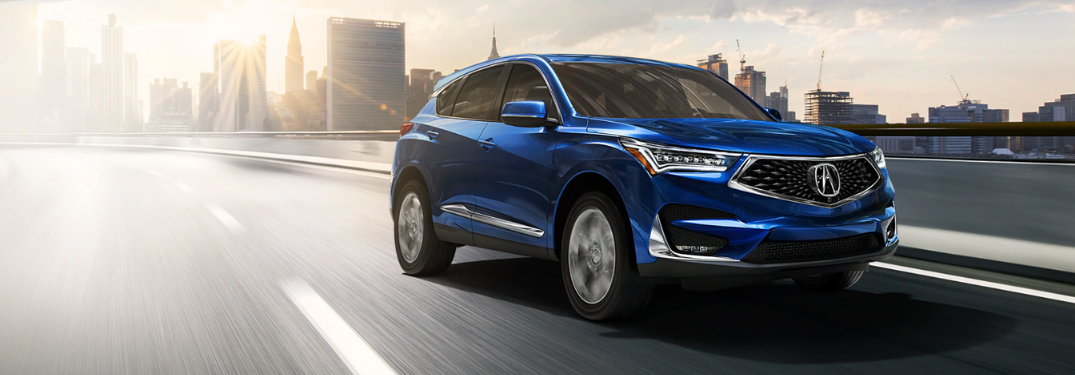 What colors does the 2020 Acura RDX come in?
