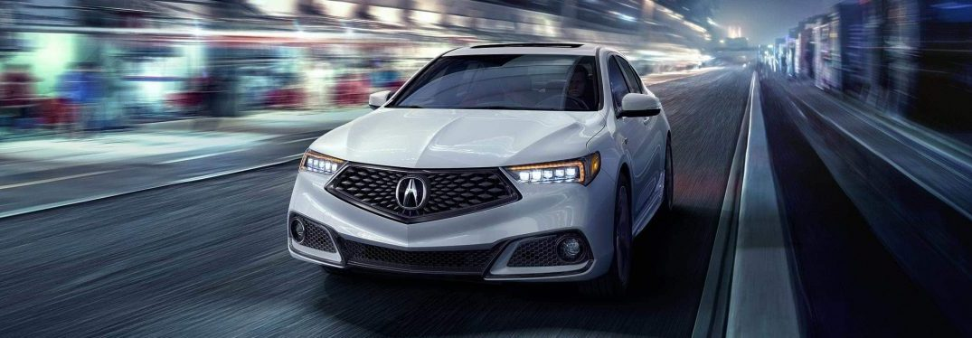 2020 Acura TLX Engine and Powertrain Options