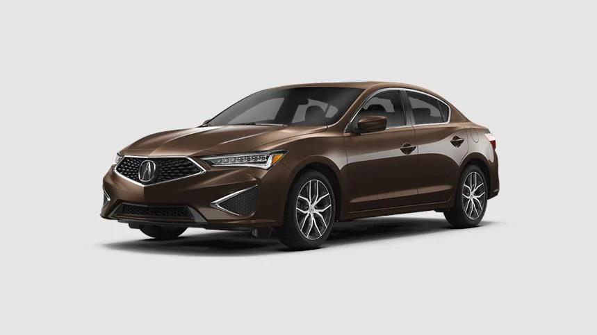 2020 Acura ILX in Canyon Bronze Metallic