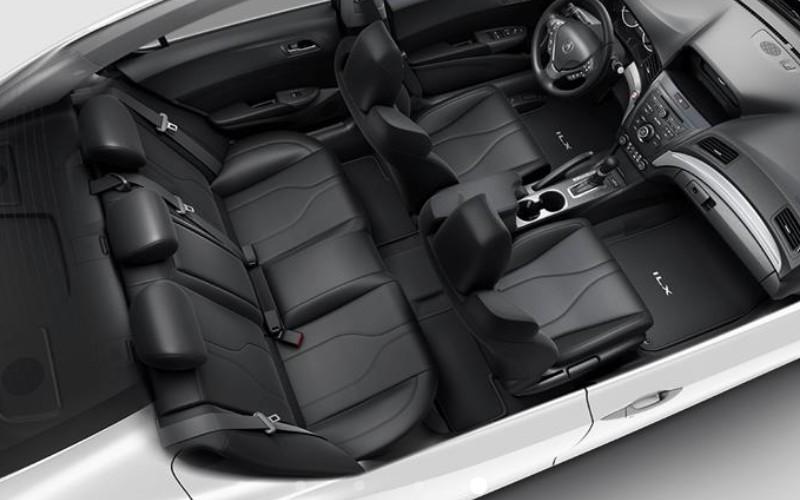 2020 Acura ILX with Ebony interior
