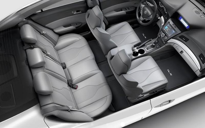 2020 Acura ILX with Graystone interior