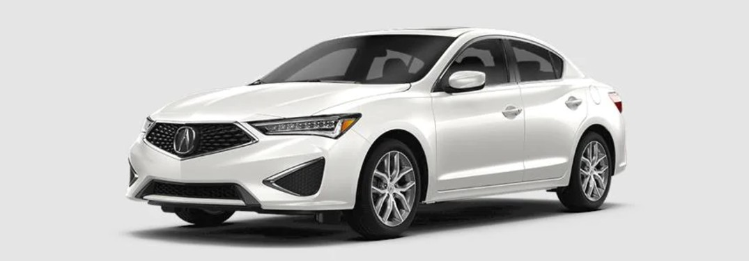 Which Features are Included in the Standard 2020 Acura ILX?