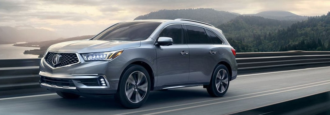 Which Packages are Available for the 2020 Acura MDX?
