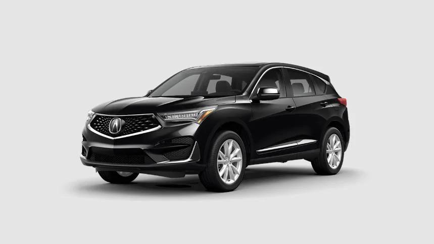 2021 Acura RDX Majestic Black Pearl