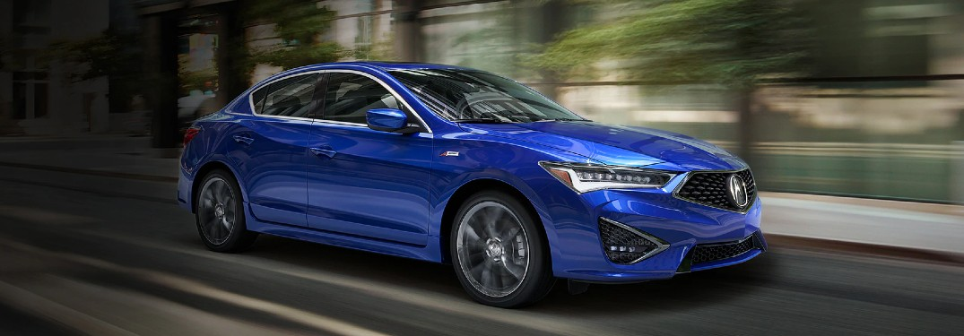 Exterior Paint Colors Offered for the 2021 Acura ILX