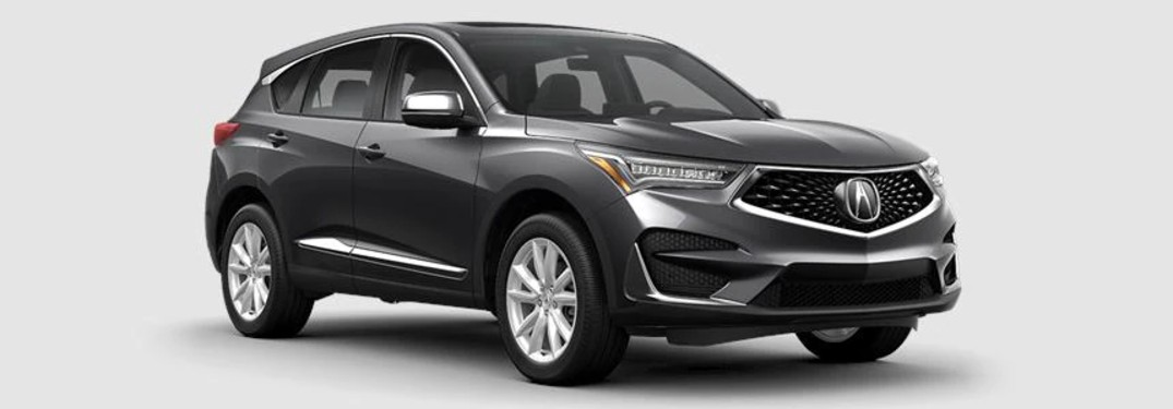 What is the MSRP for the 2021 Acura RDX?