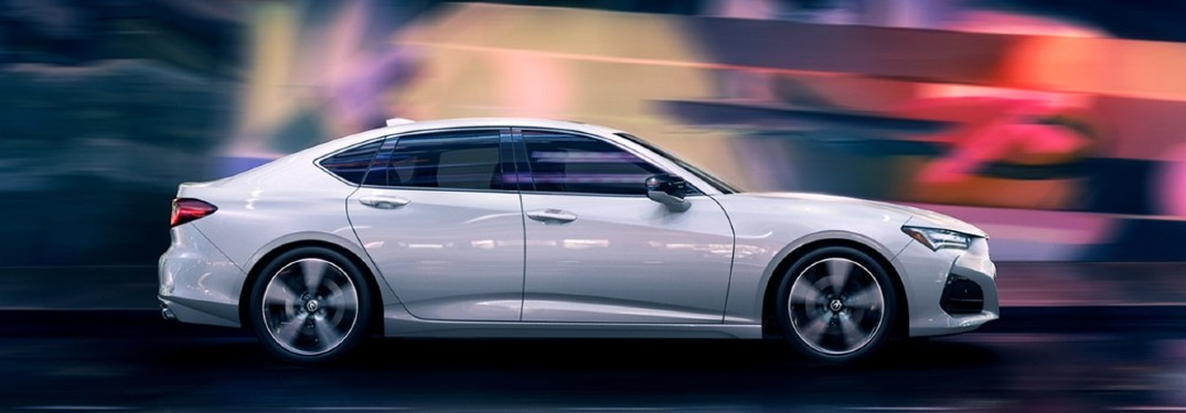 Which Safety Technologies are Offered for the 2021 Acura TLX?