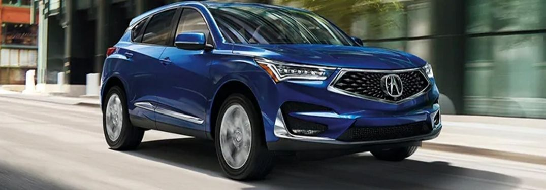 What are the Engine Specs for the 2021 Acura RDX?