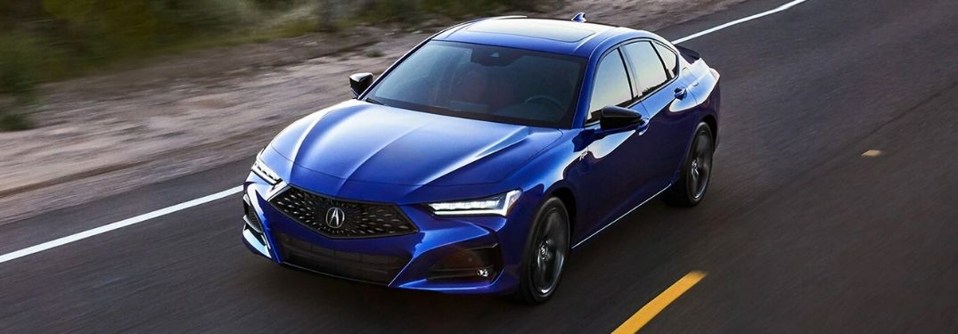 What Interior Features and Technologies are on the 2021 Acura TLX?