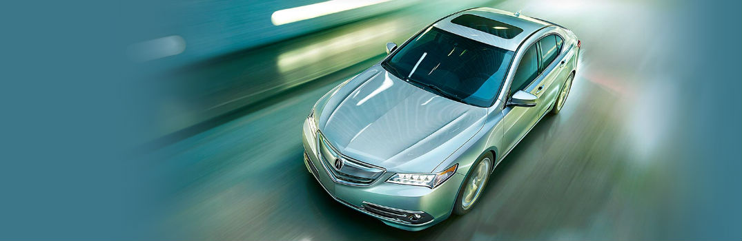 Acura Super Handling All Wheel Drive System Benefits