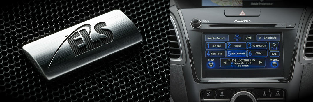 What Comes With The Acura Premium Audio System