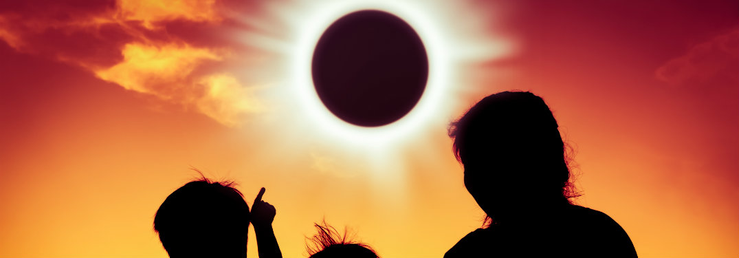 When is the 2017 solar eclipse in Washington D.C.