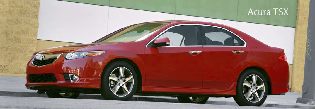 Why Did Acura Discontinue The TSX - 2018 acura tsx performance parts