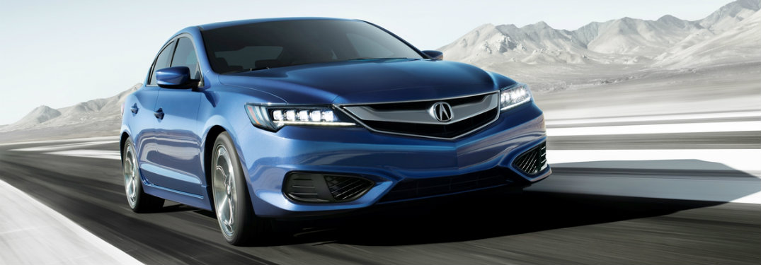 2018 Acura ILX Special Edition features