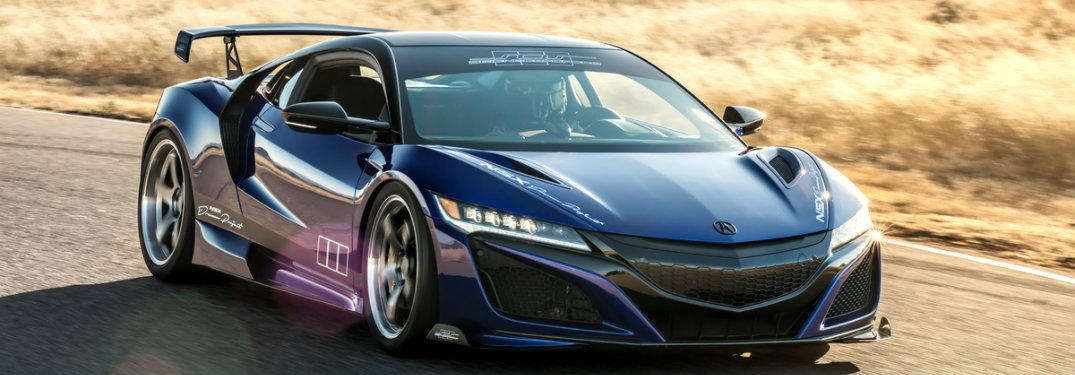 ScienceofSpeed Dream Project Acura NSX