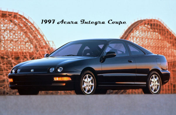 does acura make a coupe in 2018