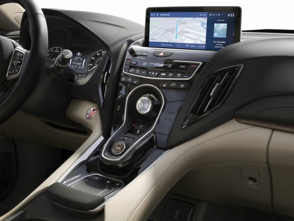 2019 Acura Rdx Redesign And Acura True Touchpad Interface