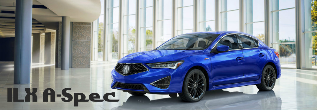 What has changed for the 2019 Acura ILX?
