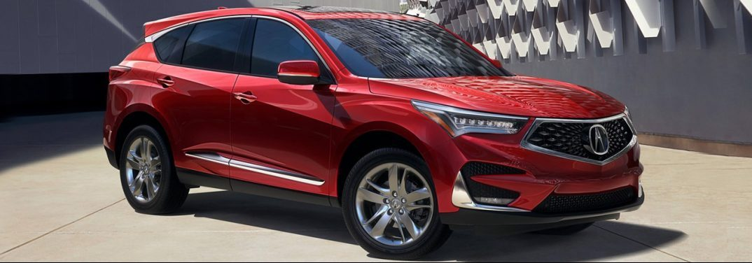 2019 Acura Rdx Walkaround Interior Review Video