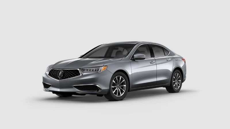 2019 Acura Rdx Lunar Silver Metallic Used Car Reviews