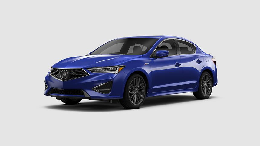 What Colors Does The New 2019 Acura ILX Come In?