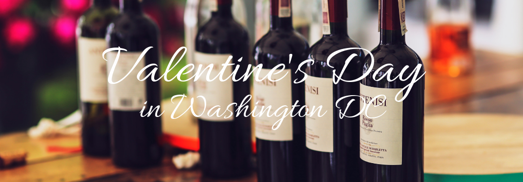 Where to go for Valentine's Day Dinner near Washington DC