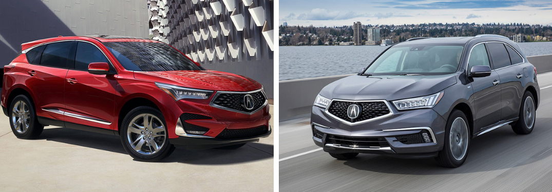 Rdx Vs Mdx >> Which Is Bigger The Acura Rdx Or Acura Mdx Karen Radley Acura