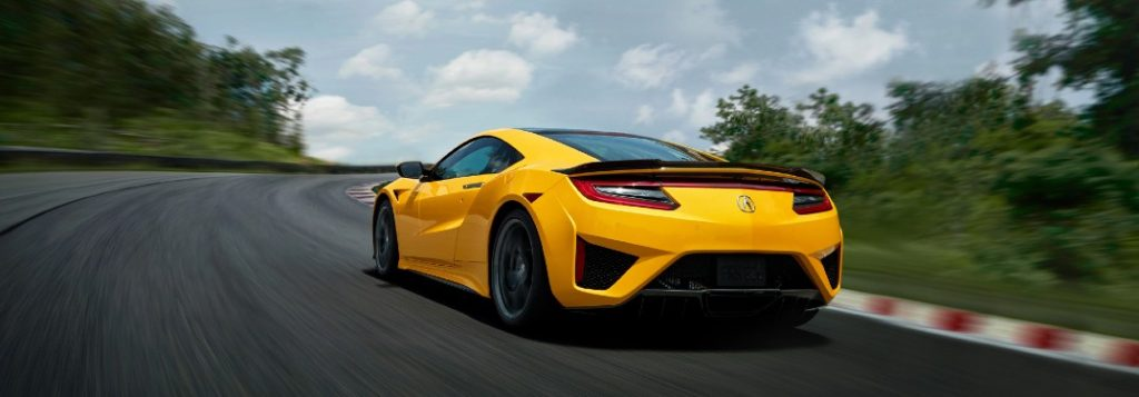 What are the Color Options for the 2020 Acura NSX? - Karen ...
