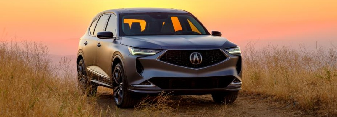 Acura Offers Sneak Peek at MDX Prototype