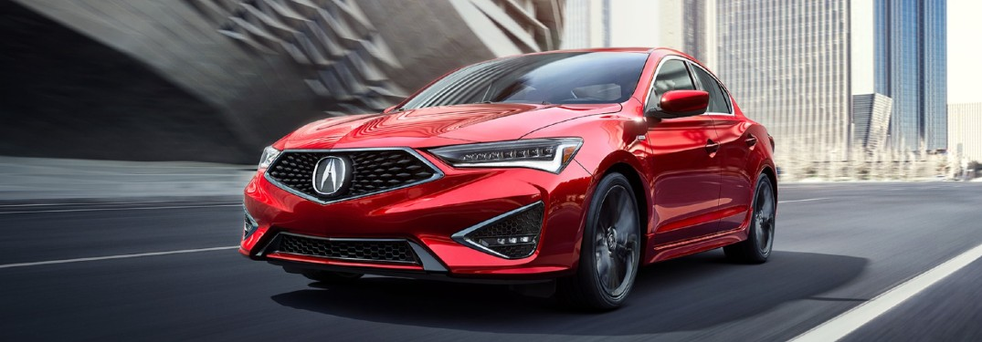 Technology and Interior Features Offered with the 2021 Acura ILX
