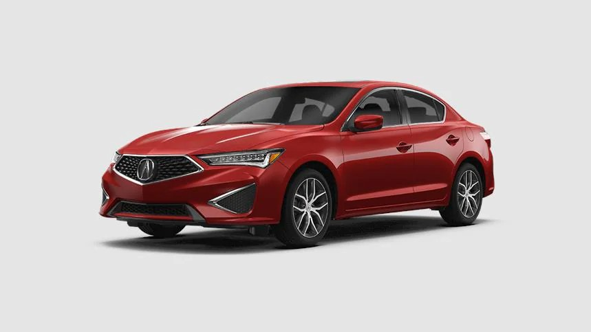 2021 Acura ILX Performance Red Pearl