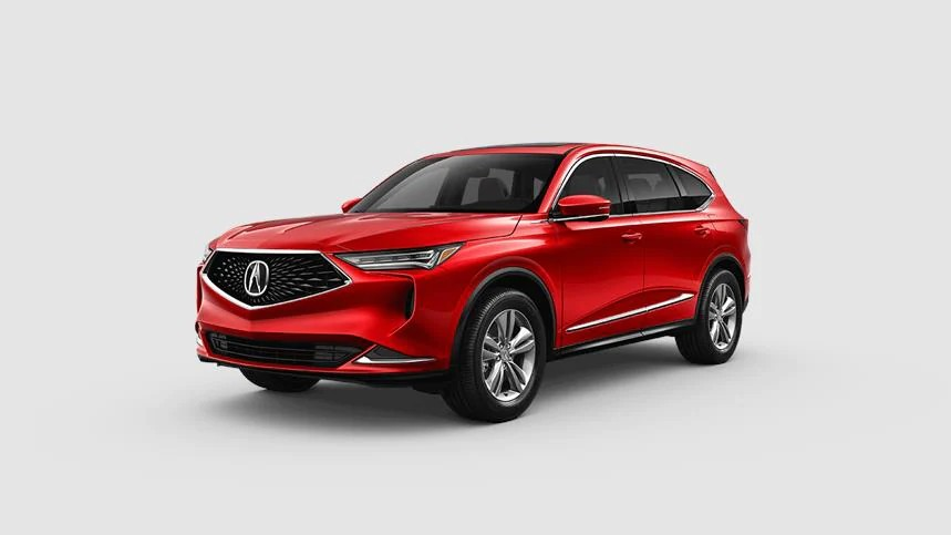 2022 Acura MDX Performance Red Pearl