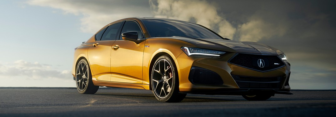What is the Release Date for the 2021 Acura TLX Type S?