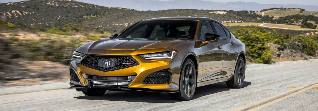 How Was the V6 Engine for the 2021 Acura TLX Type S Developed?