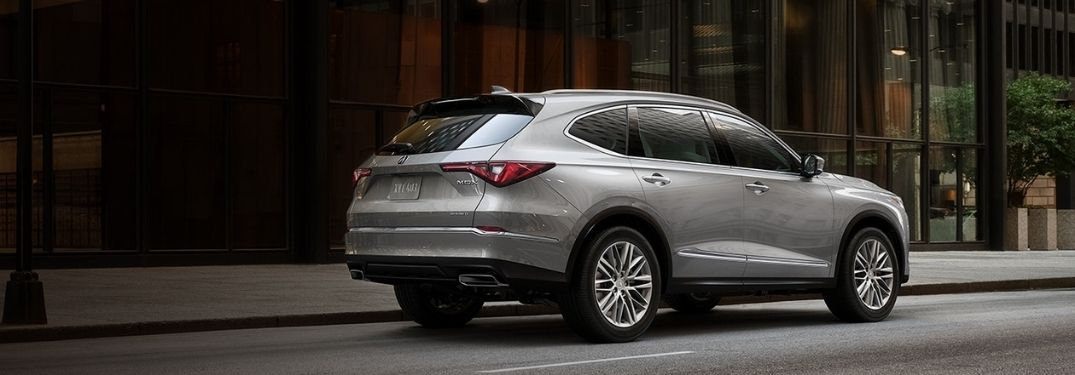 Here are the Audio and Connectivity Features on the 2022 Acura MDX