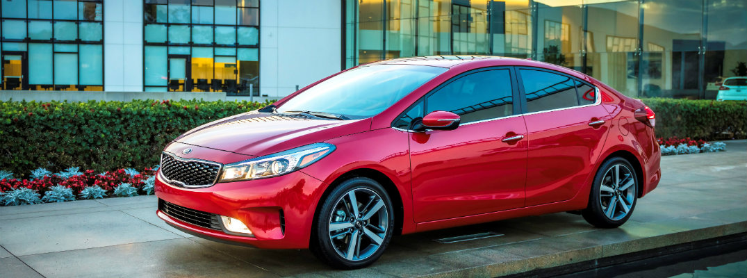 How safe is the 2017 Kia Forte?