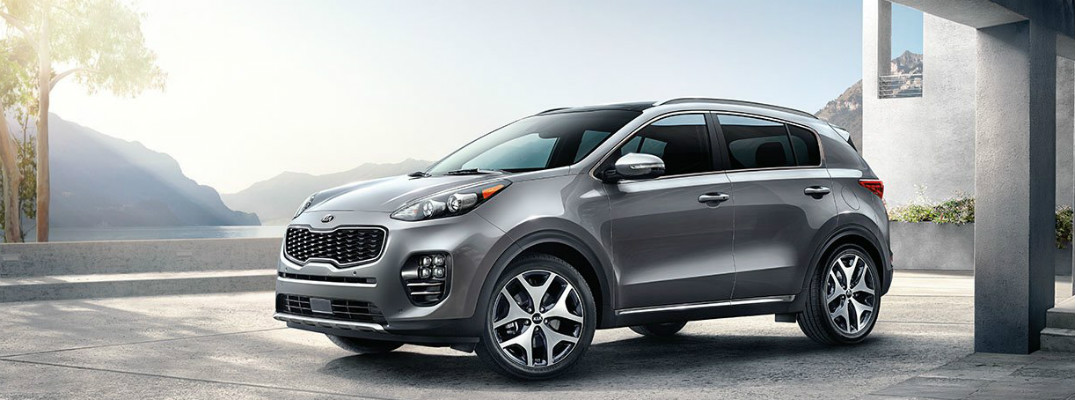 How much room is in the 2018 Kia Sportage?