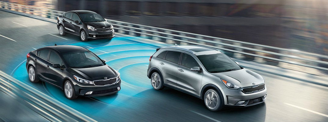 Top Tech Features in the 2017 Kia Niro