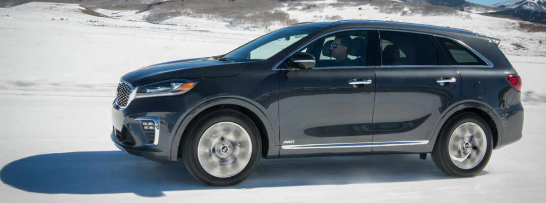 Redesigned crossover SUV coming to Spitzer Kia Cleveland very soon