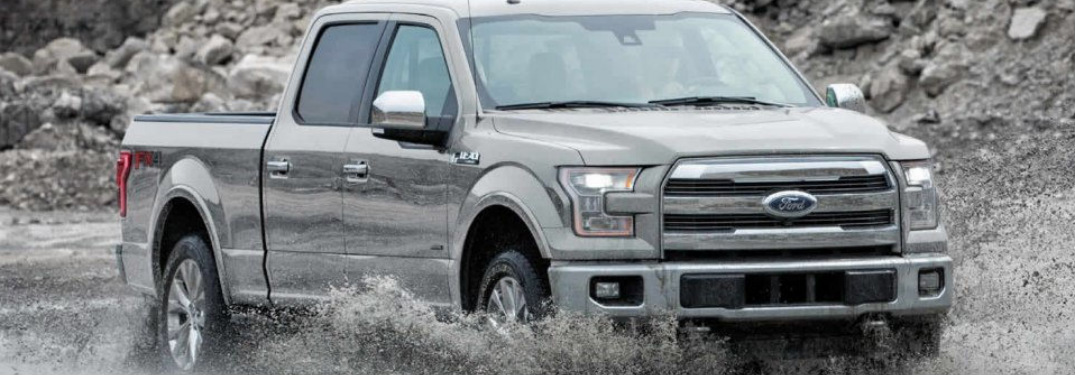 Which Ford Models Have AWD or 4WD?