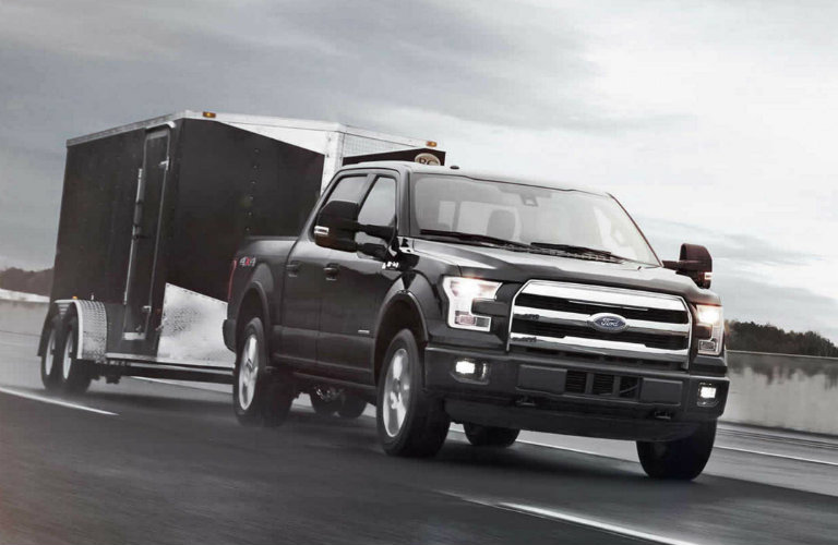 2017 Ford F-150 towing capacity_o - Kovatch Ford