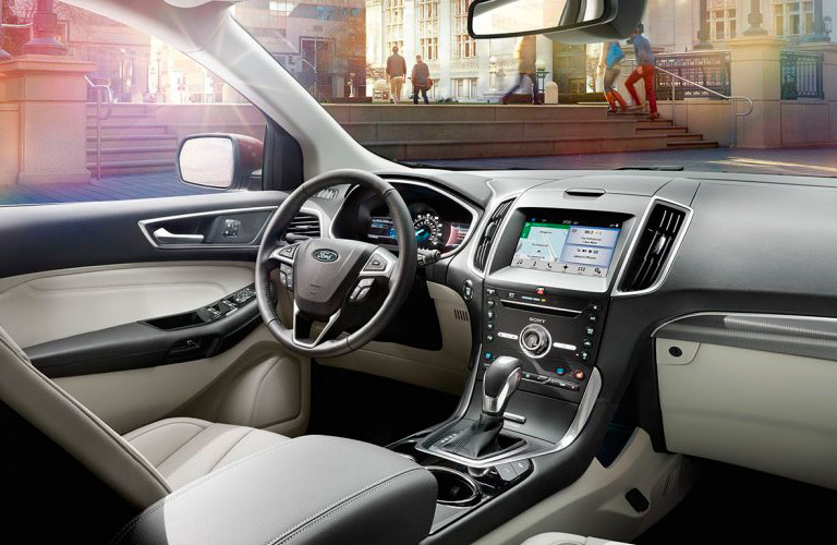 Ford Edge Cargo And Seating Capacity