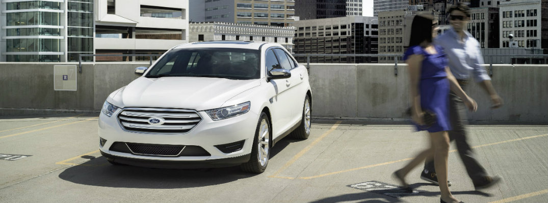 2017 Ford sedan fuel efficiency comparison